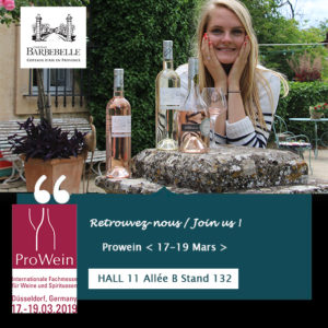 Prowein 2019 – Join us !